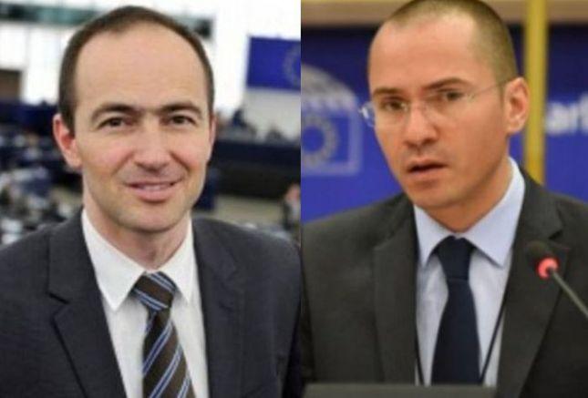 Андрей Ковачев и Ангел Джамбазки