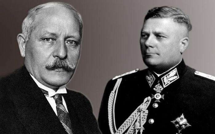 Никола Мушанов и ген. Луков