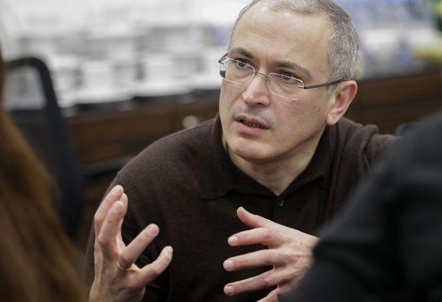 Михаил Ходоровски
