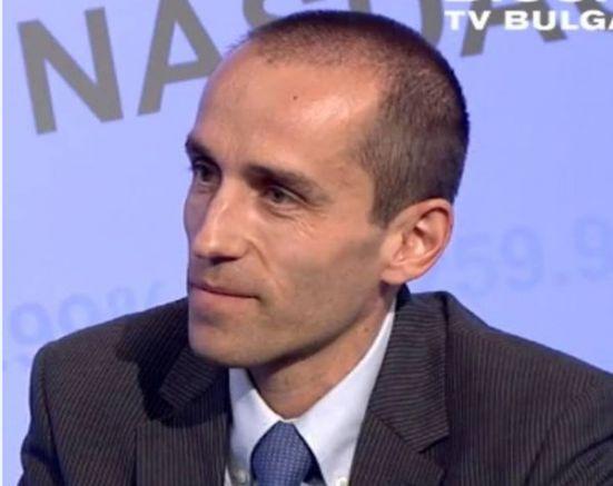 Михаил Найденов