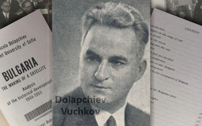 Проф. Никола Долапчиев
