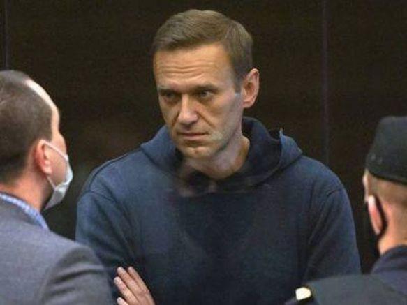 Алексей Навални пред съда