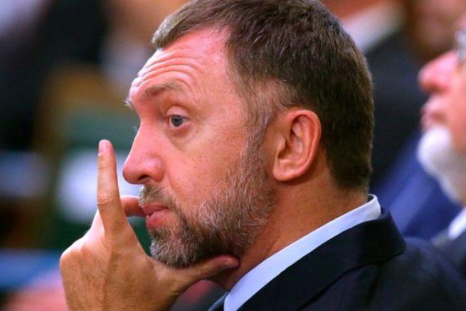 Олег Дерипаска, снимка: Престъпна Русия