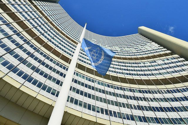 Централата на международната организация е във Виена