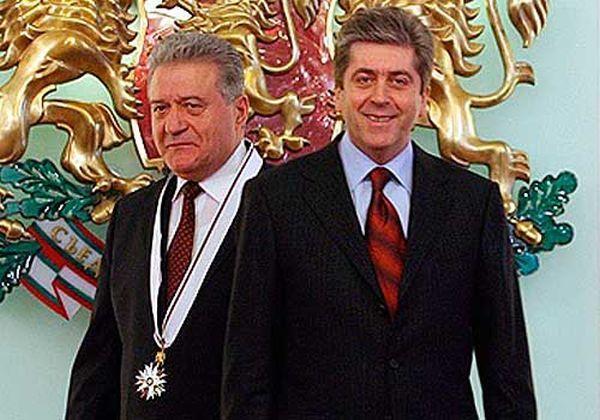 Първанов и Марин