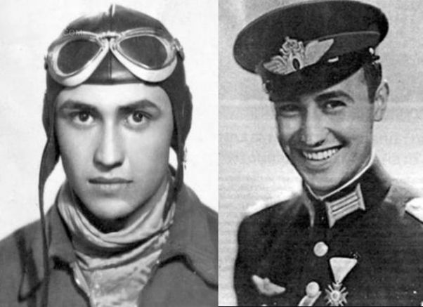 Петър Бочев, военен летец и офицер от царската армия