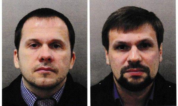 Алексей Петров и Руслан Боширов