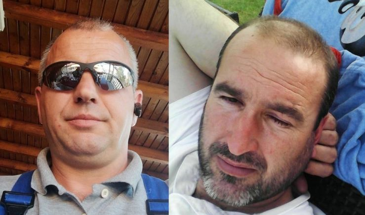Пламен Шляпашки и Георги Нанчев