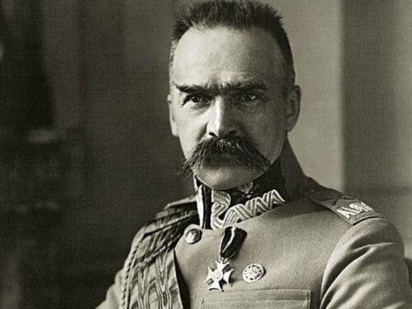 Маршал Юзеф Пилсудски, бележит пълководец, национален герой и полски държавник