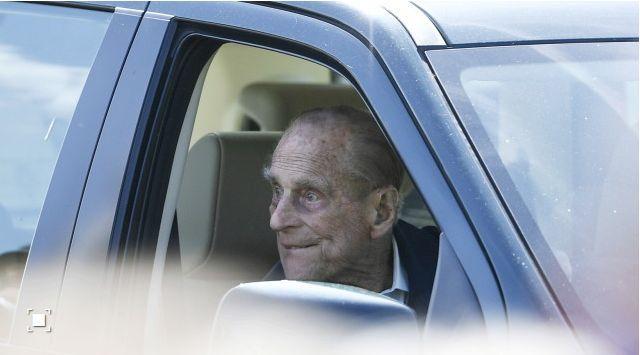 принц Филип, снимка: AFP