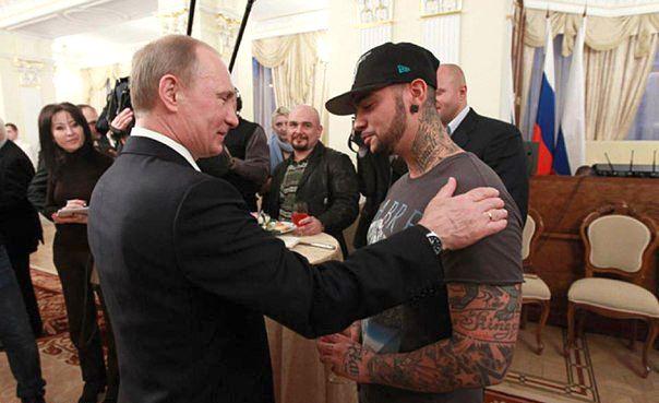 Путин обича рапърите, когато осмиват в песните си президенти на САЩ