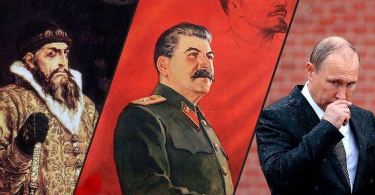 Големите руски тирани