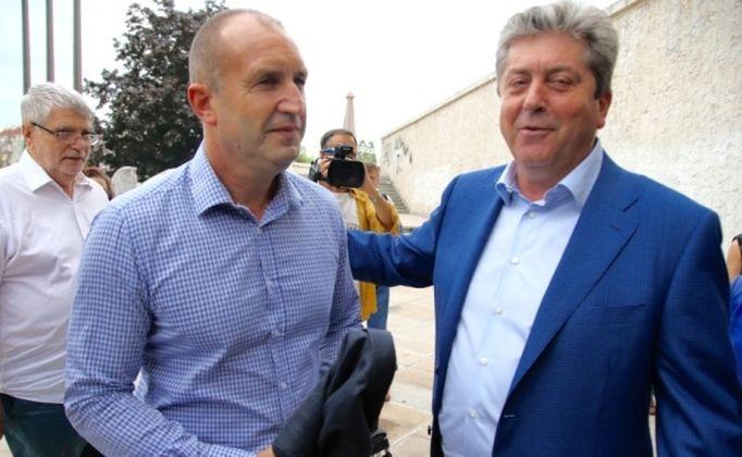 Радев и Първанов