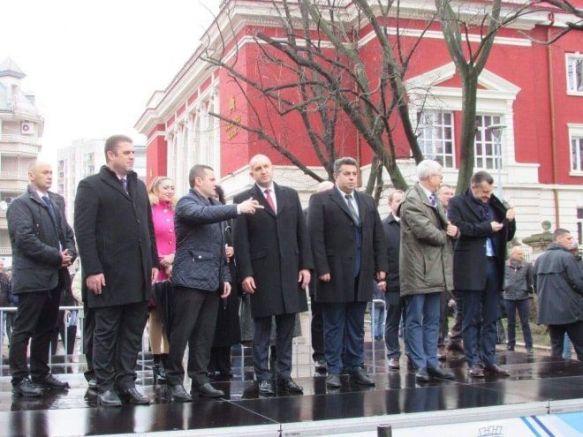 Смотаняшкия жест на кмета на Русе