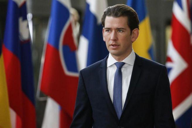 Себастиан Курц