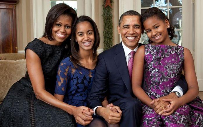 Семейство Обама