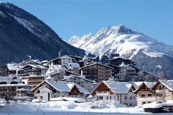 Ишгъл в австрийски Тирол е особено популярен сред скиорите