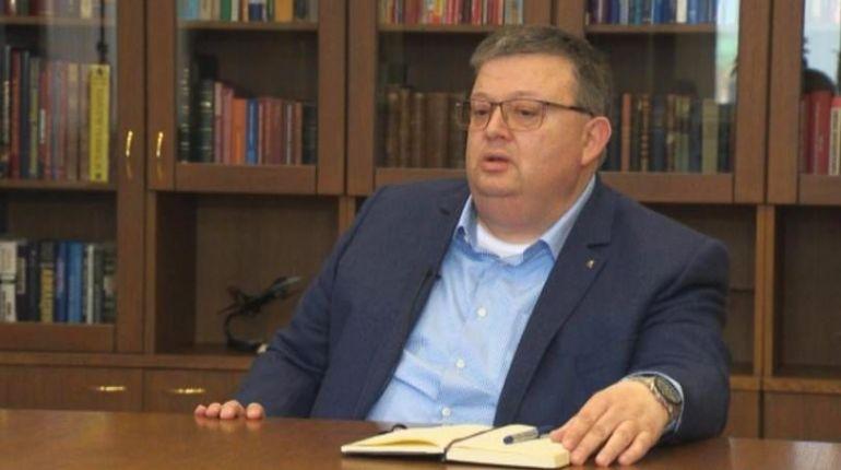 председателят на КПКОНПИ Сотир Цацаров