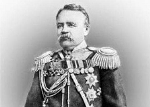 Генерал Столетов