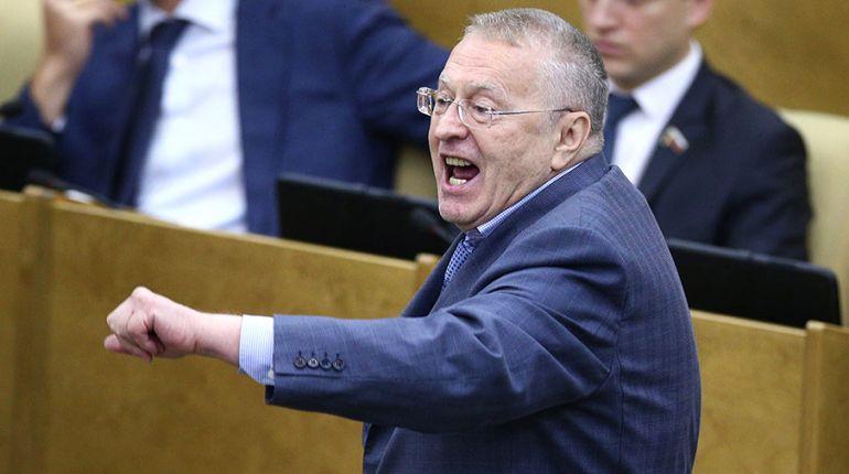 Владимир Жириновски