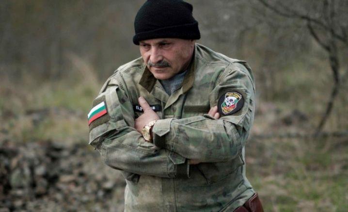 Шефът на паравоенните Владимир Русев
