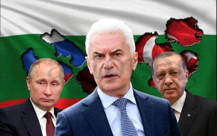Крепне нерушимата руско-турска дружба