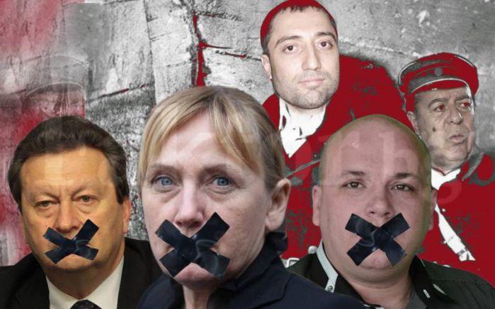 Мълчанието на червените депутати