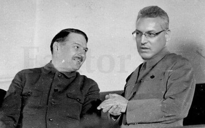 Жданов и Жаблянов