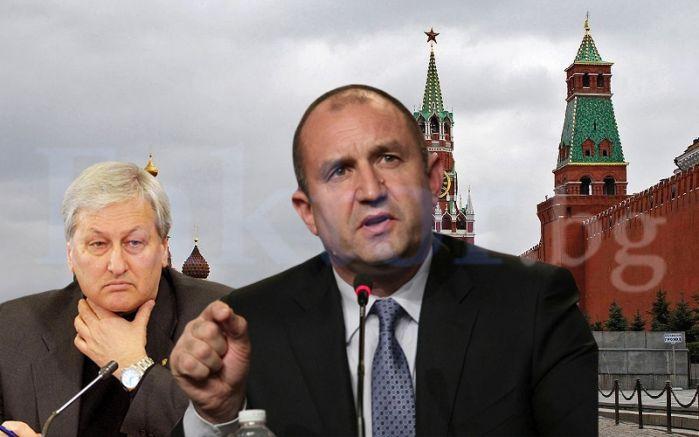 Сянката на Решетников ще тежи вечно върху Румен Радев