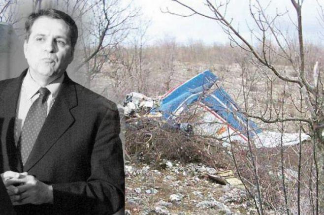 """Резултат с изображение за """"Борис Трайковски загива в самолетна катастрофа"""""""