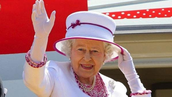 Kралица Елизабет Втора