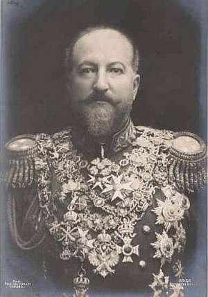 Резултат с изображение за Джон Б. Джаксън, връчва акредитивните си писма на княз Фердинанд.