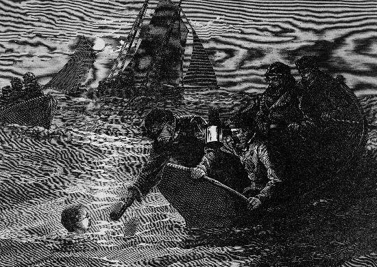 Резултат с изображение за първото преплуване на Ла Манша
