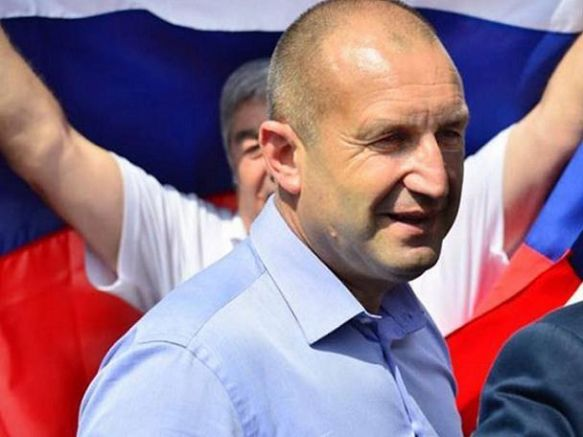 Гордо под руското знаме