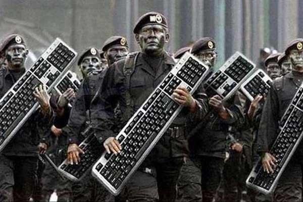 Тролската армия на готвача на Путин