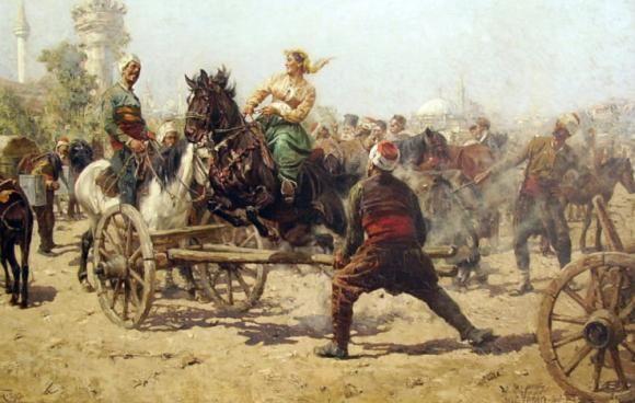 Българите вдигат въстание срещу десятъка - Фактор