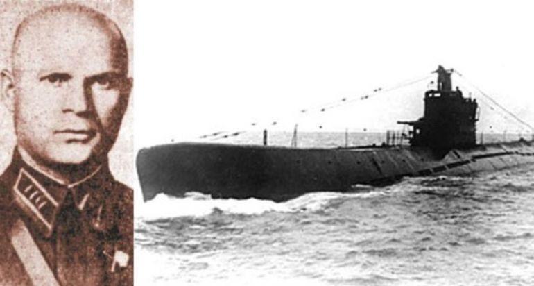 Цвятко Радойнов и съветската подводница