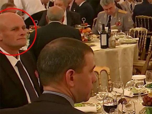 Дмитрий Уткин - Вагнер, в червения кръг