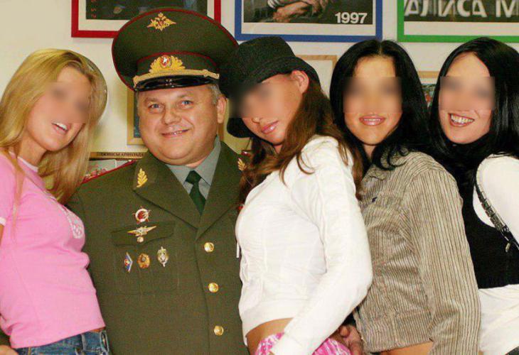Генерал бутковский лейтенант виктор и проститутки